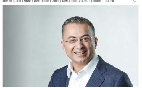 Singapore portrait photographer_corporate portrait photography_Tuckys photography_Dell president APAC Amit Midha