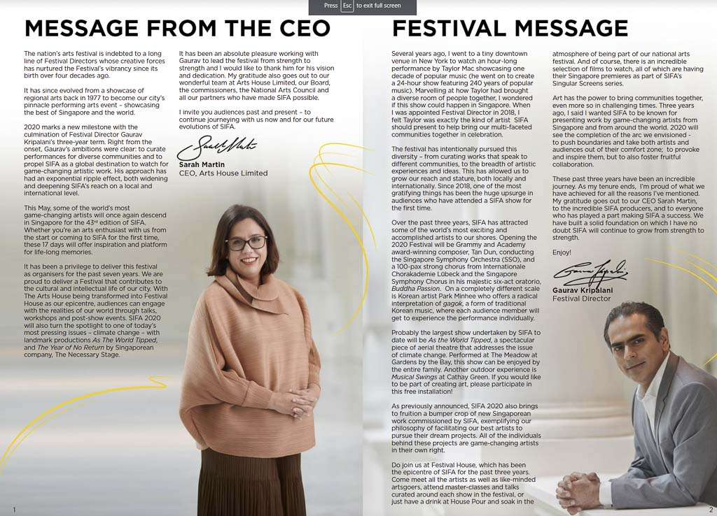 Singapore-corporate-portrait-photographer for SIFA-2020-festive-guide, tuckys Photography