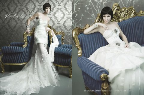 commercial photography for bridal fashion portrait, tuckys photography