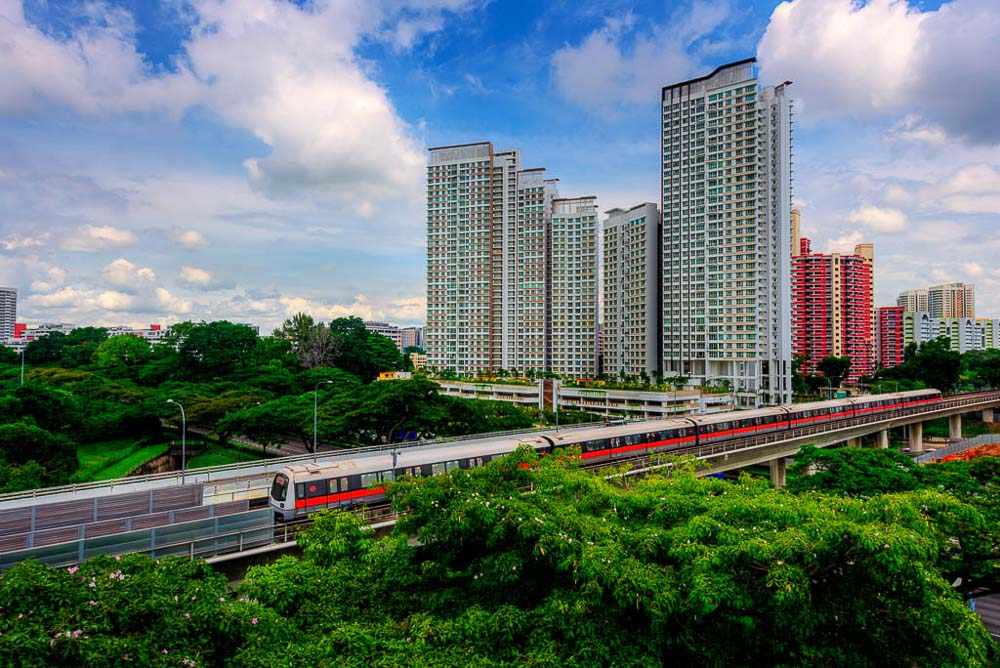 Photoshoot for buildings in singapore | Tuckys Photography