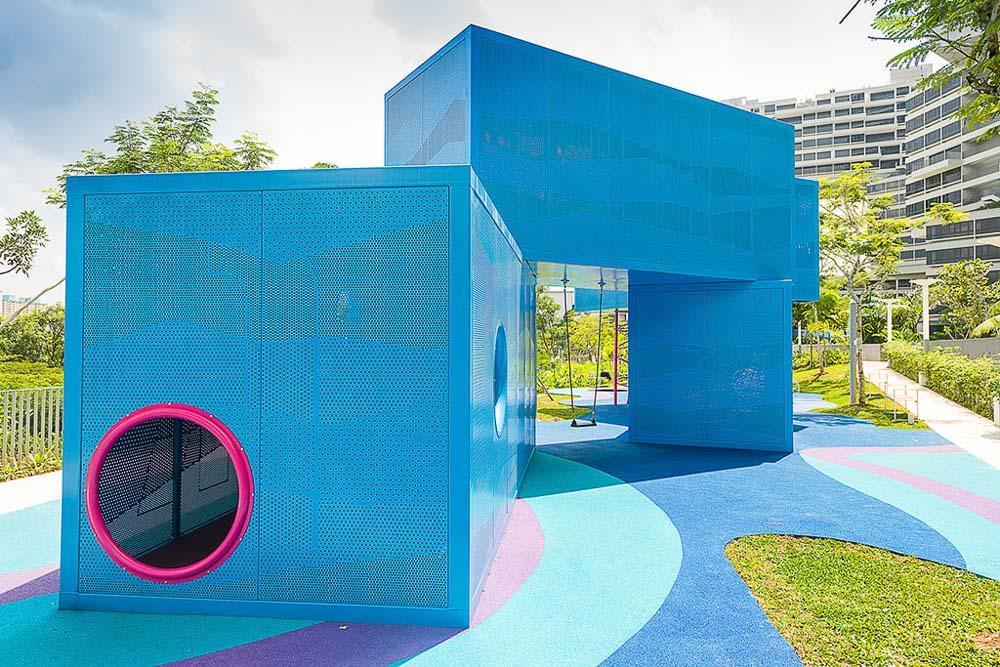 Bespoke playground designed for kids, singapore photographer, tuckys photography