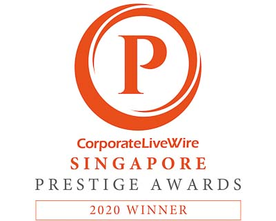 Corporate Live Wire, Singapore Prestige Awards