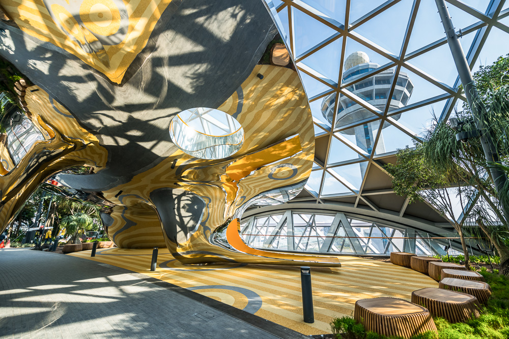 Creative bespoke playground, by tuckys