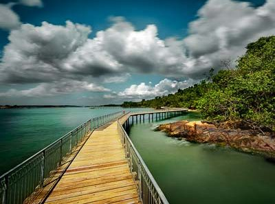 landscape architecture photographer at Singapore nature parks, by tuckys photography